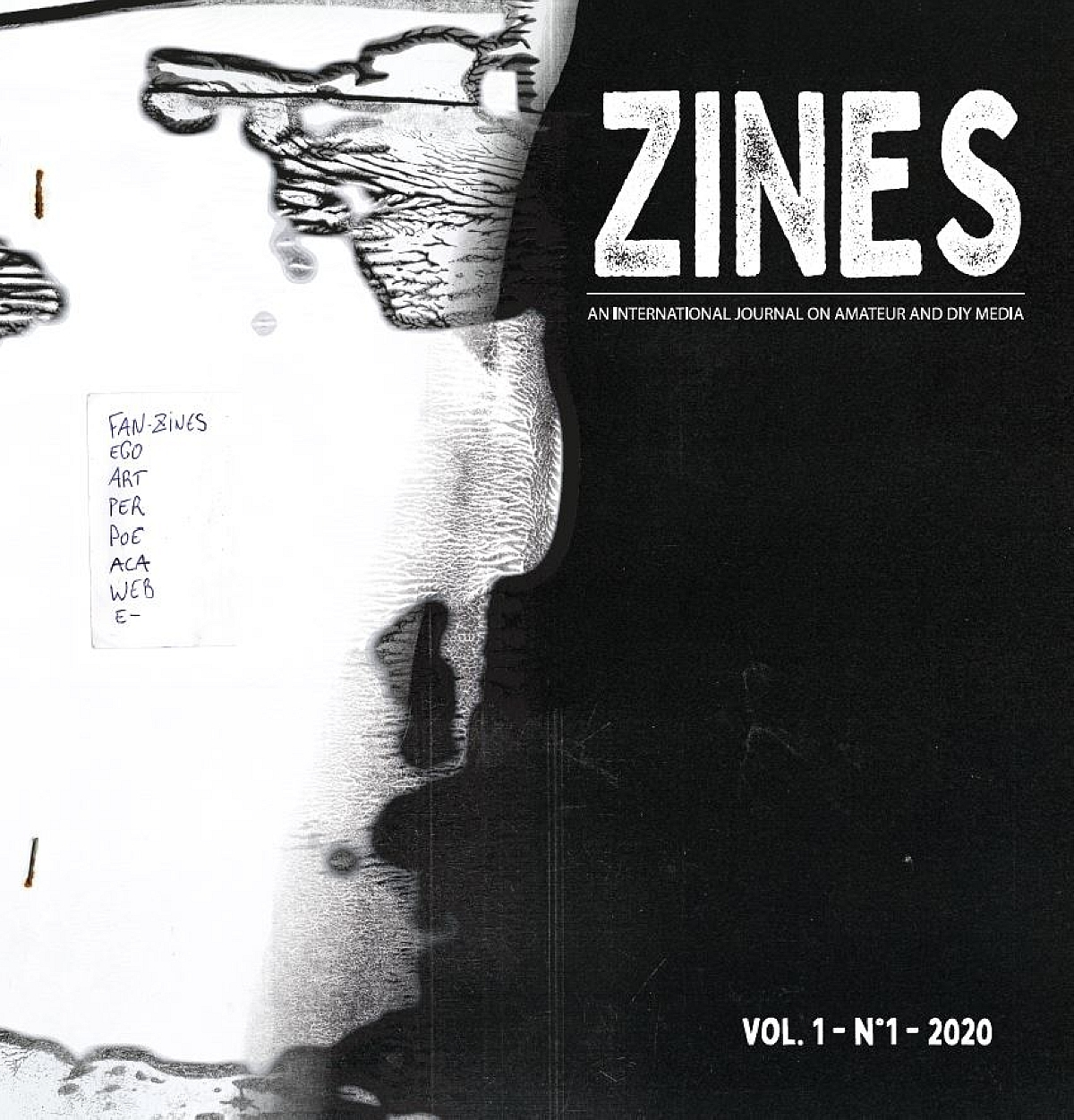 ZINES N  2020-1 - AN INTERNATIONAL JOURNAL ON AMATEUR AND DIY MEDIA