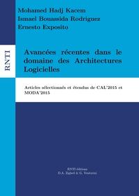 RNTI - T08 - AVANCEES RECENTES DANS LE DOMAINE DES ARCHITECTURES LOGICIELLES - ARTICLES SELECTIONNES