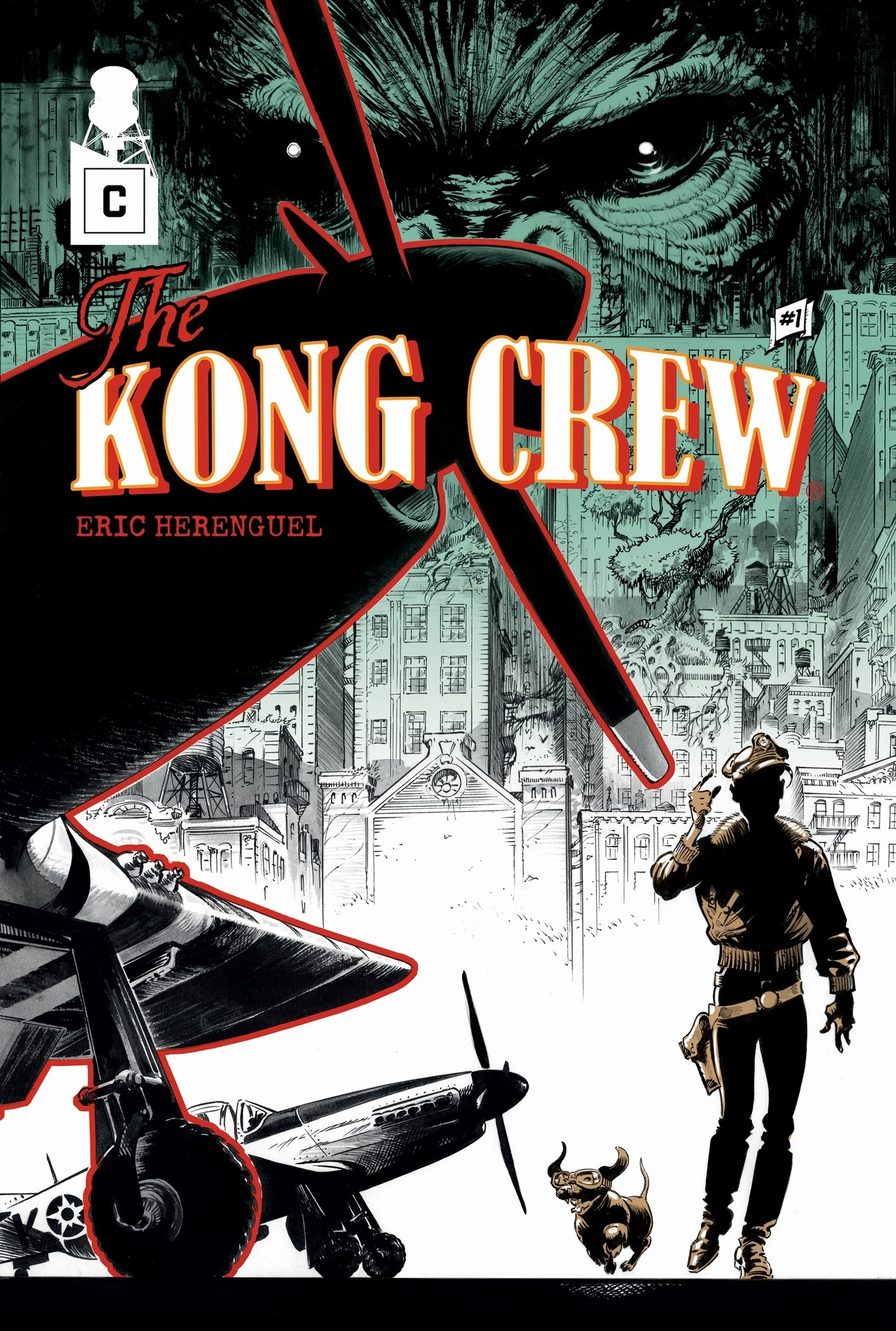 THE KONG CREW - TOME 01 - MANHATTAN JUNGLE