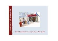 LES CONTES DE MAMYSHA N 10 PETIT BONHOMME ET SES COUSINS A NEW-YORK