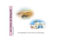 LES CONTES DE MAMYSHA N 11 PETIT BONHOMME ET PETITE PRINCESSE DES EMERAUDES