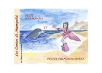 LES CONTES DE MAMYSHA N 12 PETIT BONHOMME ET PETITE PRINCESSE MAYA