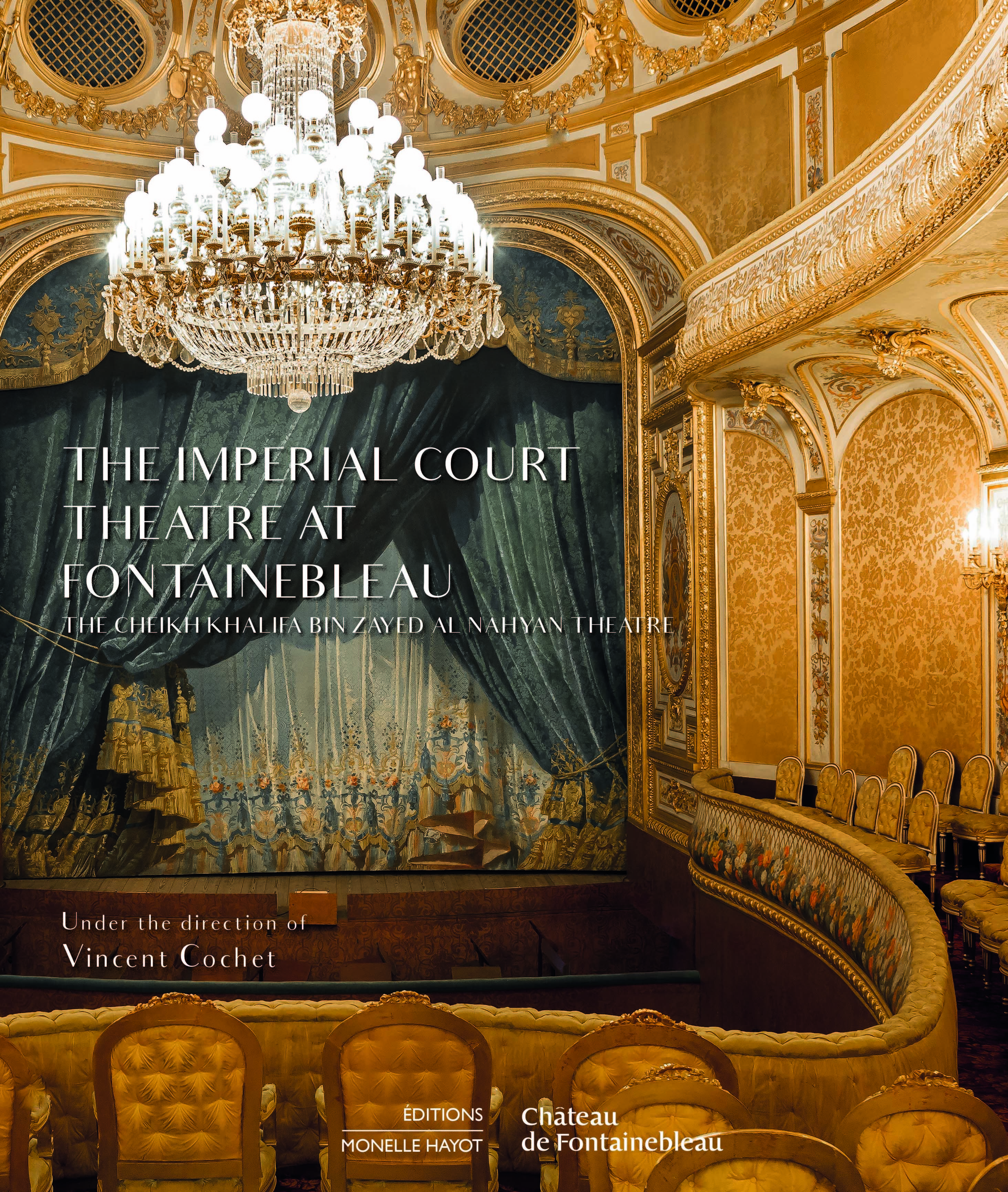 THE IMPERIAL COURT THEATRE AT FONTAINEBLEAU - THE CHEIKH KHALIFA BIN ZAYED AL NAHYAN THEATRE