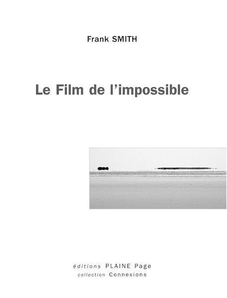 LE FILM DE L IMPOSSIBLE