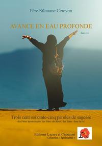 AVANCE EN EAU PROFONDE - 365 PAROLES DE SAGESSE