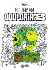 CAHIER DE COOLORIAGES N 2