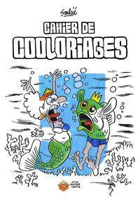 CAHIER DE COOLORIAGES N 3