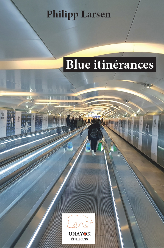 BLUE ITINERANCES