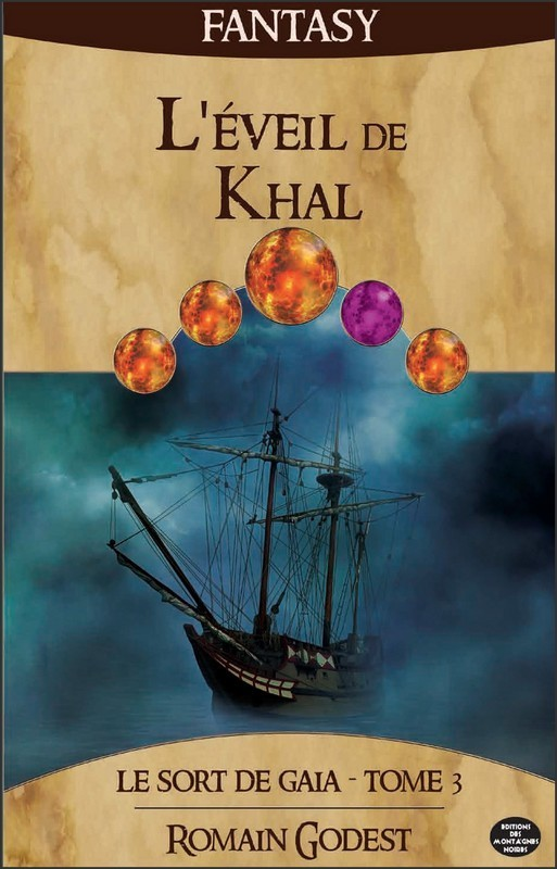 T 3 - LE SORT DE GAIA : L'EVEIL DE KHAL