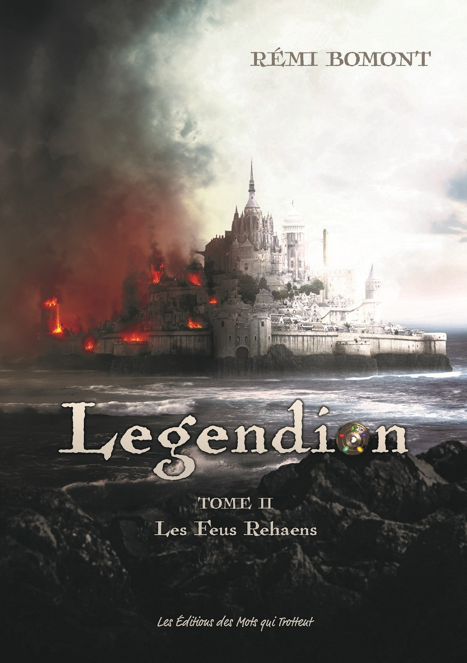 LEGENDION - LES FEUS REHAENS