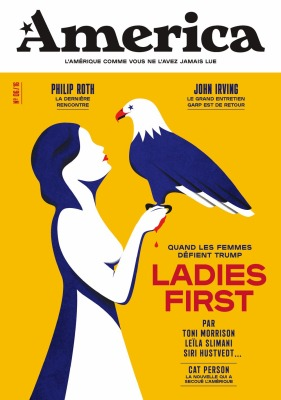 AMERICA - VOLUME 06 - QUAND LES FEMMES DEFIENT TRUMP LADIES FIRST