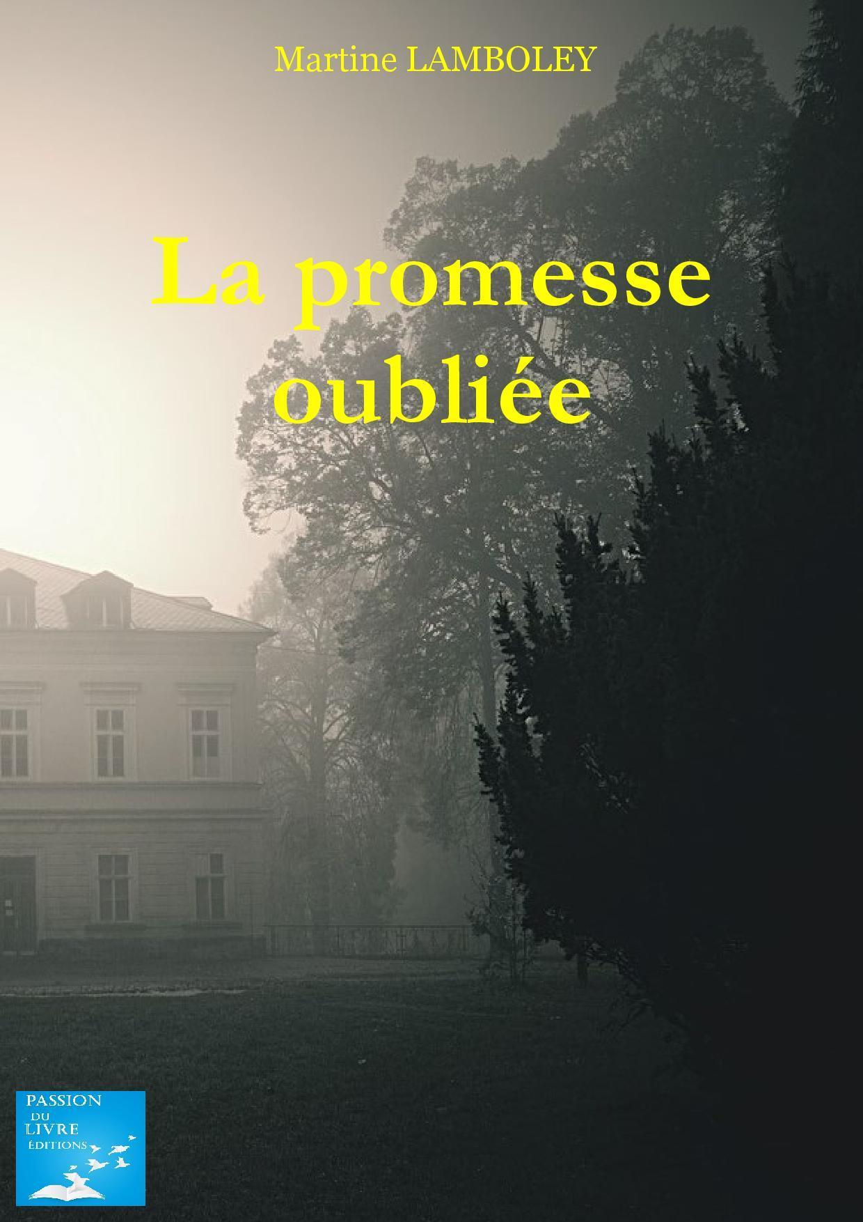 LA PROMESSE OUBLIEE