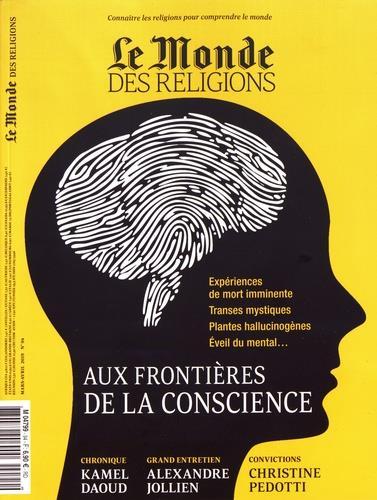 LE MONDE DES RELIGIONS N 94 MARS-AVRIL