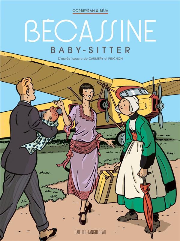 BECASSINE - BABY SITTER
