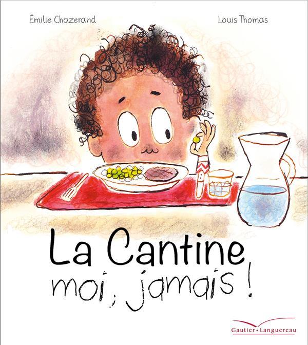 CETTE ANNEE J'AI CANTINE