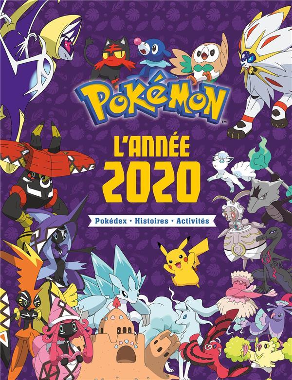 POKEMON - L'ANNEE 2020