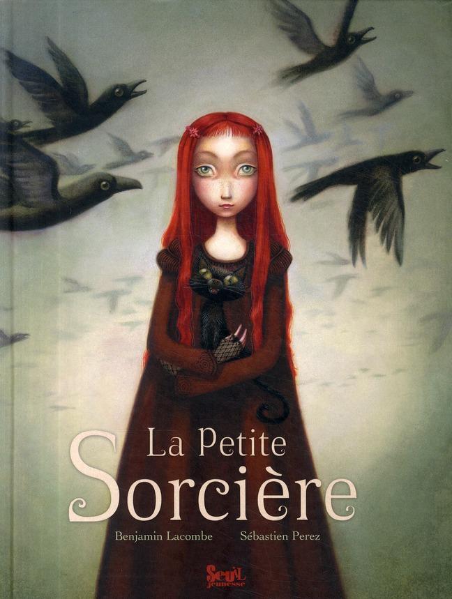 """LA PETITE SORCIERE. ALBUM DE """"GENEALOGIE D'UNE SORCIERE"""""""