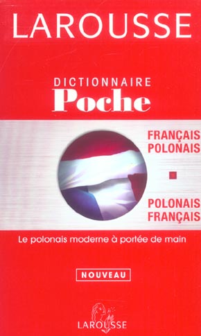 POCHE FRANCAIS-POLONAIS
