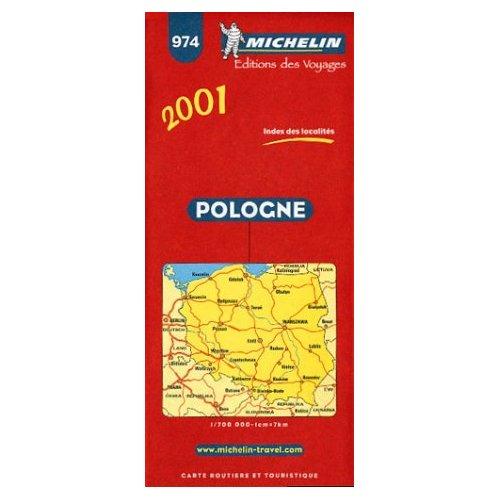 POLOGNE 2001