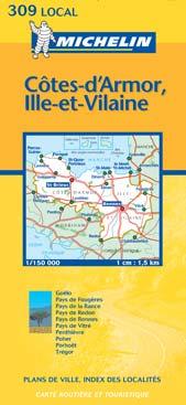 CD 309 COTES-D'ARMOR/ILE-ET-VILAINE