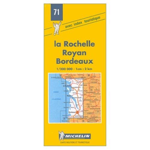 LA ROCHELLE/ROYAN/BORDEAUX