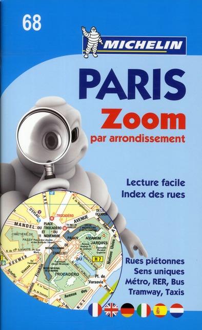 PARIS PAR ARRONDISSEMENT (ZOOME)