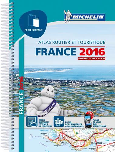 ATLAS FRANCE PETIT FORMAT 2016