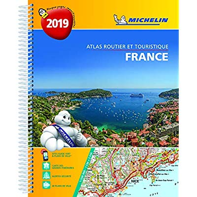 ATLAS FRANCE SPIRALE 2019