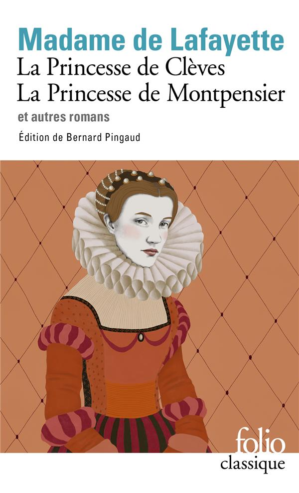 CHEFS-D'OEUVRE DE FEMMES - T778 - LA PRINCESSE DE CLEVES - LA PRINCESSE DE MONTPENSIER ET AUTRES ROM