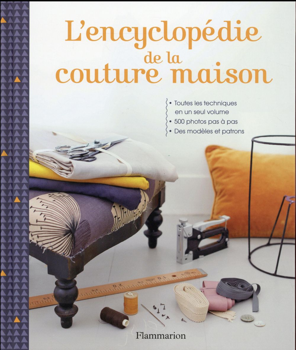 L'ENCYCLOPEDIE DE LA COUTURE MAISON