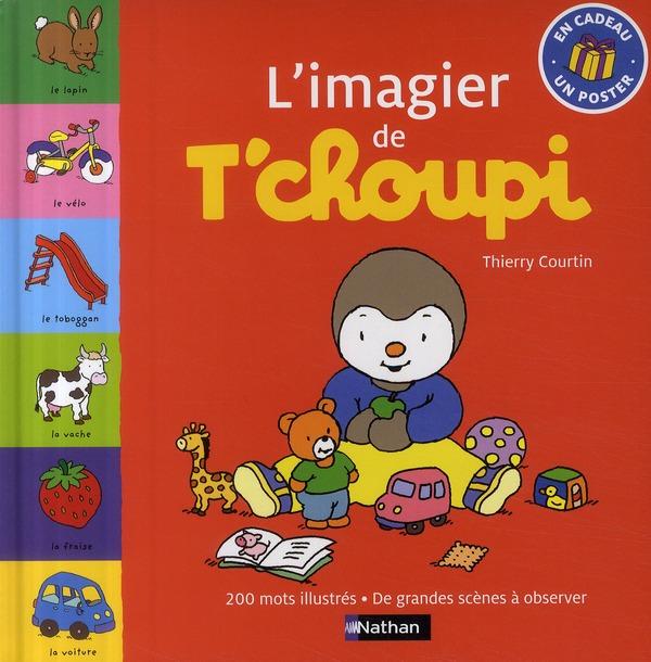 IMAGIER DE T'CHOUPI NC