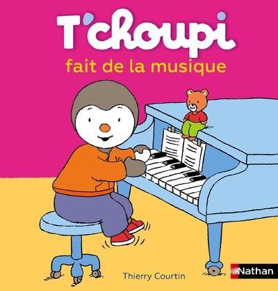 T'CHOUPI FAIT DE LA MUSIQUE - VOLUME 27
