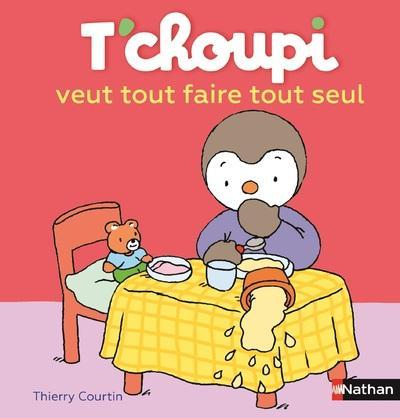 T'CHOUPI VEUT TOUT FAIRE TOUT SEUL - VOLUME 37