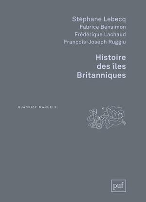 HISTOIRE DES ILES BRITANNIQUES