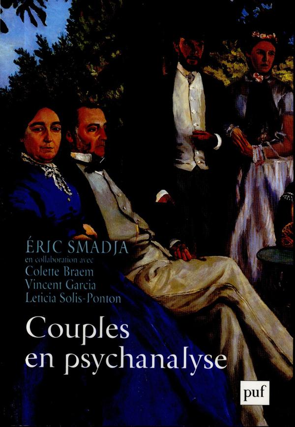 COUPLES EN PSYCHANALYSE
