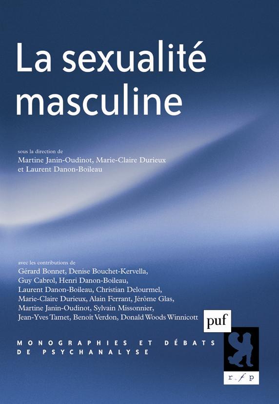 LA SEXUALITE MASCULINE