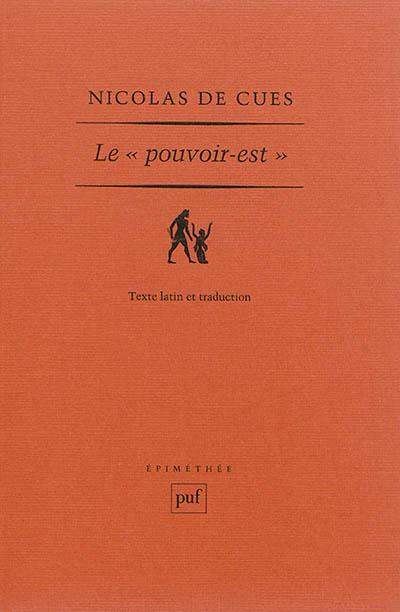 LE  POUVOIR-EST  (1460)