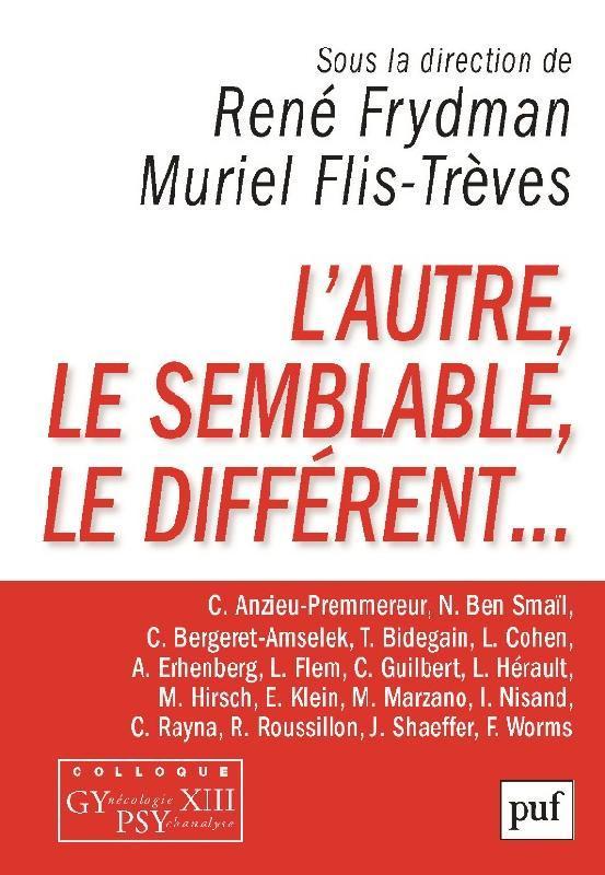 L'AUTRE, LE SEMBLABLE, LE DIFFERENT... - COLLOQUE GYPSY XIII