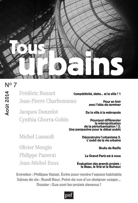 TOUS URBAINS N  7 (2014) - 20 ANS APRES...