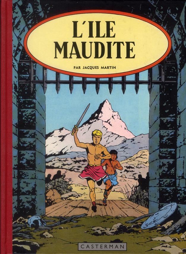 ALIX - T03 - L'ILE MAUDITE