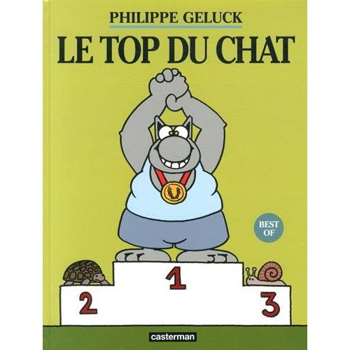 LE TOP DU CHAT 48H BD