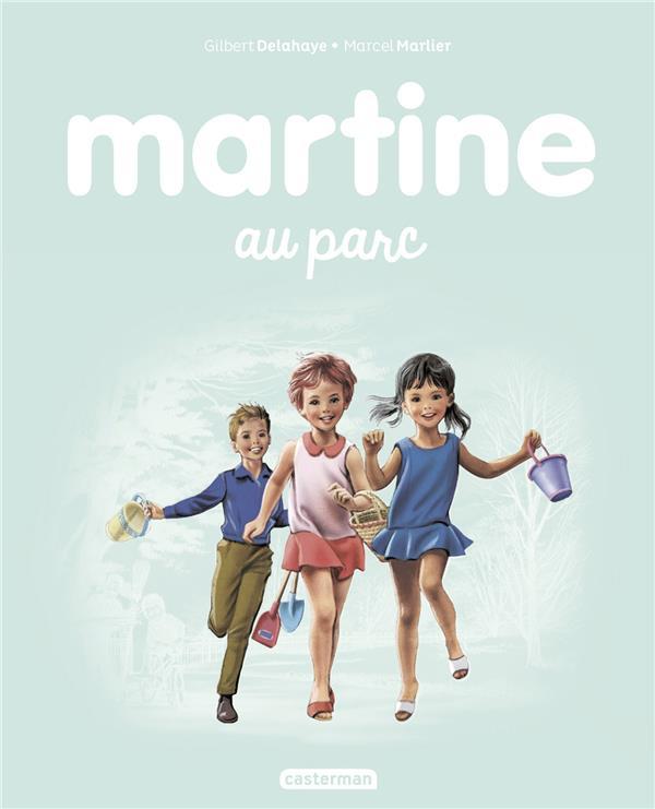 ALBUMS - T17 - MARTINE AU PARC