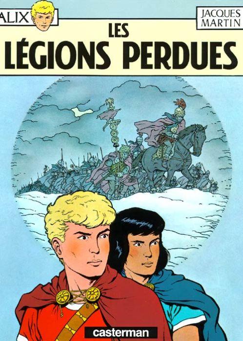 LEGIONS PERDUES (50EME ANNIVERSAIRE) (LES)