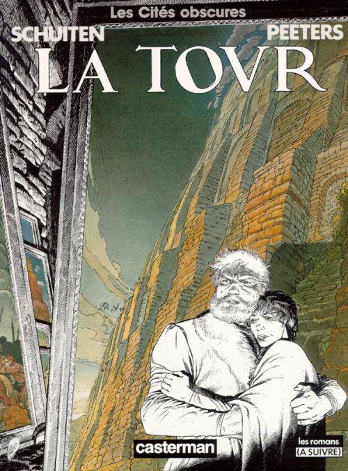 TOUR - CITES OBSCURES (BROCHE) (LA)
