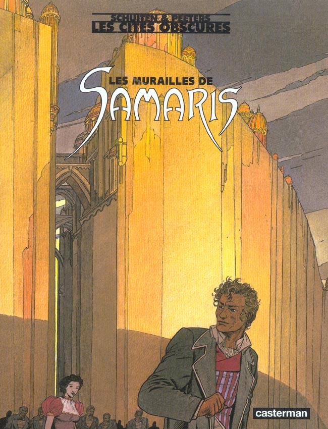 MURAILLES DE SAMARIS (ANC EDITION)