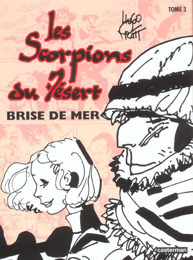 SCORPIONS DU DESERT T3 - BRISE DE MER