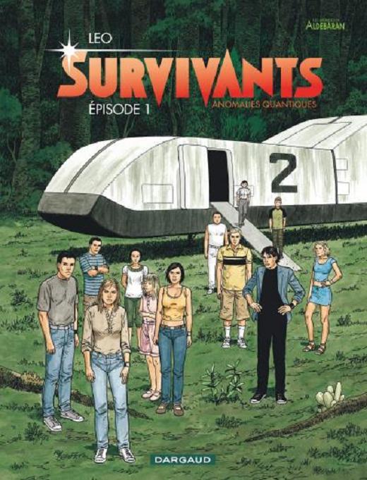 LES SURVIVANTS T1-OP 48H BD 17