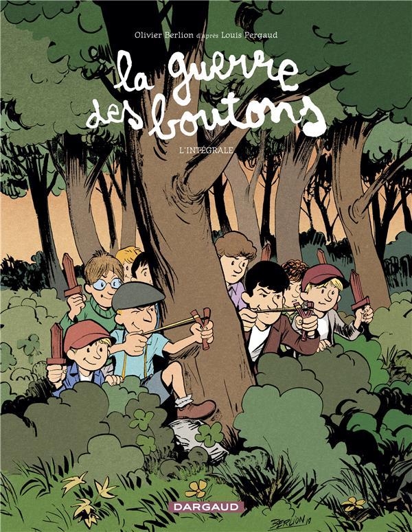 LA GUERRE DES BOUTONS - INTEGRALE - TOME 0 - LA GUERRE DES BOUTONS