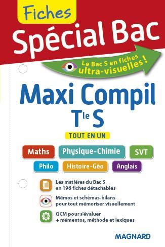 MAXI COMPIL DE FICHES - TERMINALE S