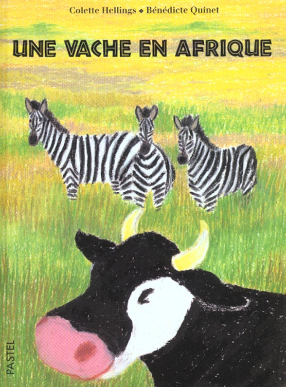 VACHE EN AFRIQUE (UNE)